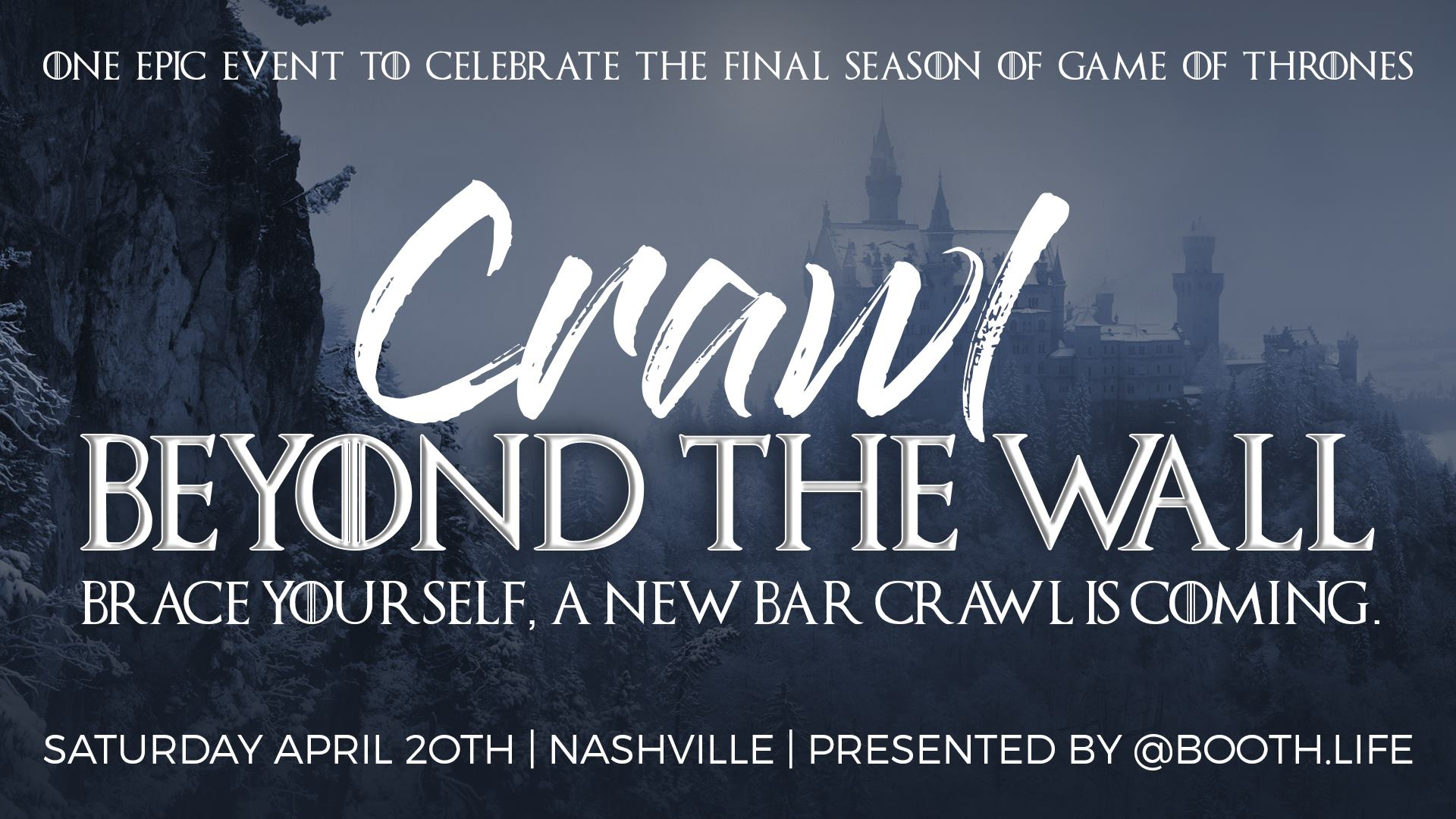GOT Game of Thrones Bar Crawl